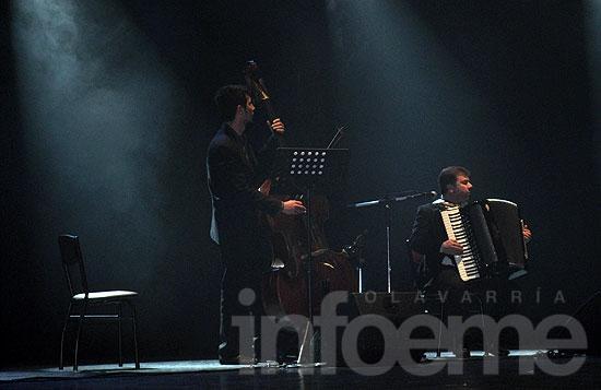 """Música y fierros en la apertura oficial de la """"Lucas Demare"""""""
