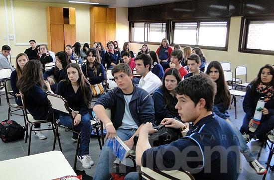 """Con récord de convocatoria, se desarrolló """"Sociales en acción"""""""