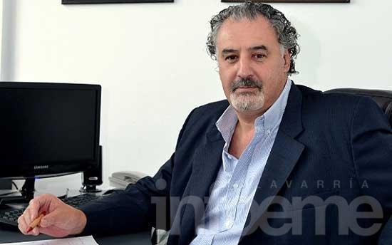Llega el diputado provincial del socialismo Alfredo Lazzeretti