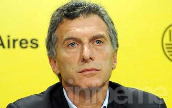 Mauricio Macri estará en Olavarría