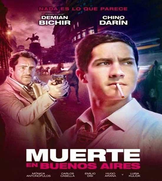 """""""Muerte en Buenos Aires"""" cierra la 17ª edición de la Muestra de cine """"Lucas Demare"""""""