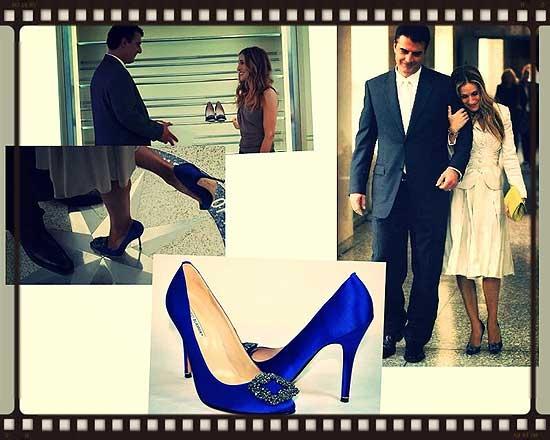 """""""Dadle a una mujer el calzado apropiado, y conquistará el mundo"""" (Bette Midler)"""