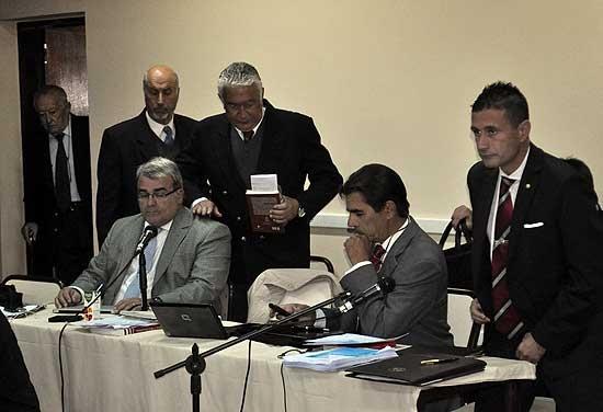 Se negaron a declarar los represores de Monte Peloni