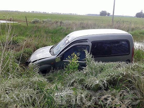 El concejal Carlos Manzur sufrió un accidente en San Jorge