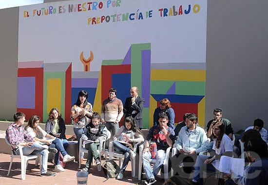 La Comisión del Concejo Deliberante Estudiantil tuvo su primera reunión