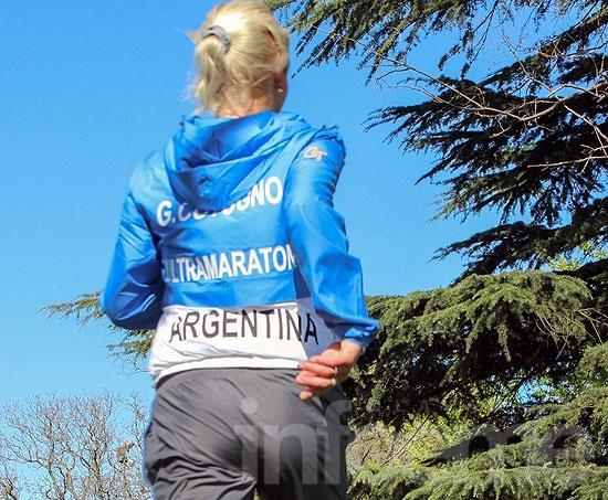 Gabriela Cotugno participó de un entrenamiento de élite en Estados Unidos