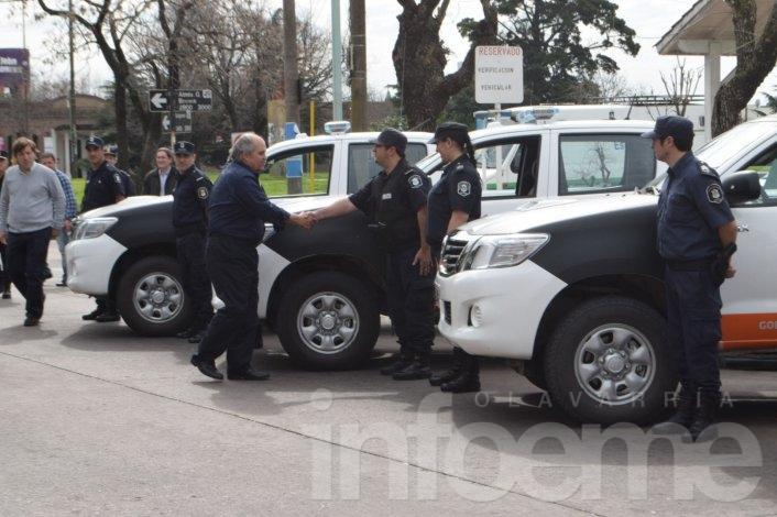 Reuniones y reclamos por falta de policías en localidades y el campo