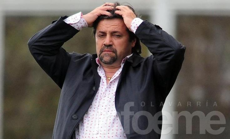La renuncia de Caruso se hizo humo: sigue en Arsenal
