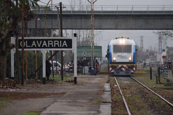 Última prueba con el nuevo tren antes de su funcionamiento regular