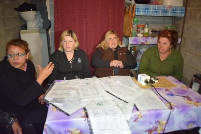 Villa Magdalena: los vecinos insisten con su reclamo por obras