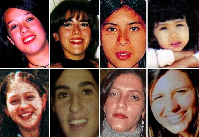 Hay 6.040 personas desaparecidas en Argentina