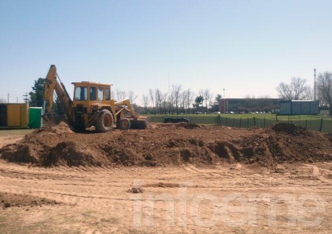 Comenzó la construcción de residencias para Sociales y Salud