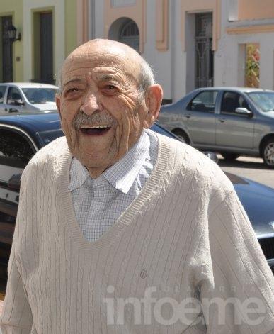 Falleció Juan Castiglia a sus 100 años