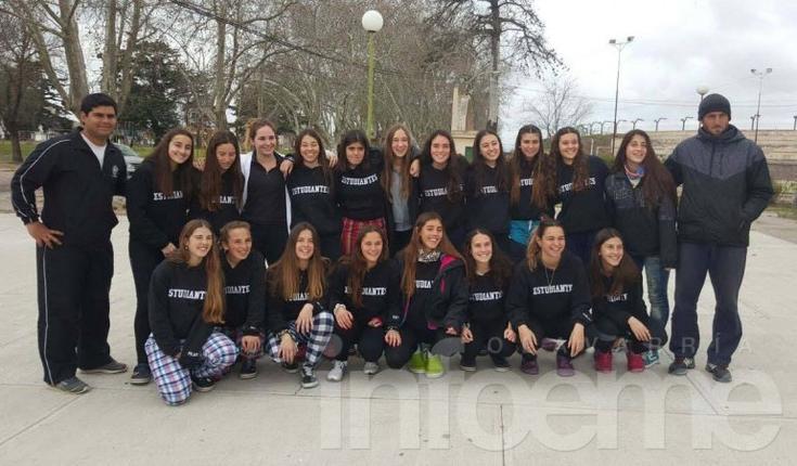 Estudiantes va a paso firme en el Provincial de Clubes