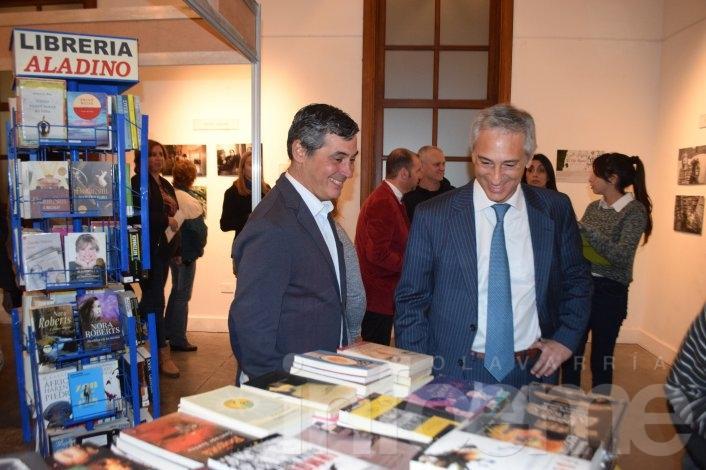 """Quedó inaugurada la 24º Feria """"Libros en Olavarría"""" en el Centro Cultural San José"""