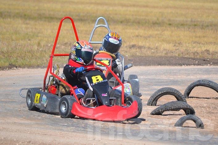 El Karting clasificó en Juárez