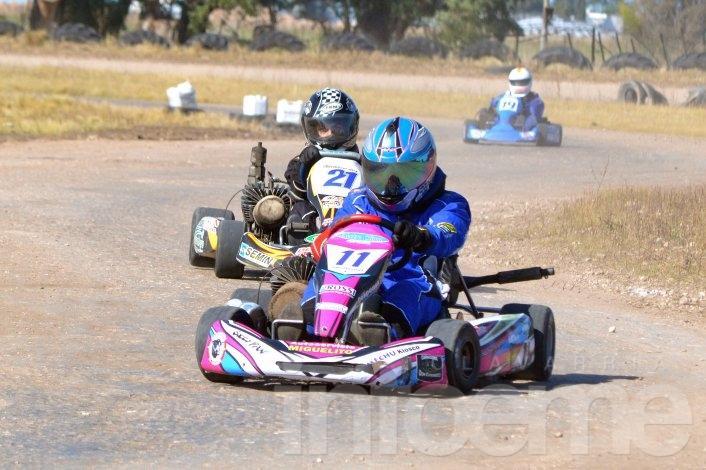 El Karting corrió en Benito Juárez