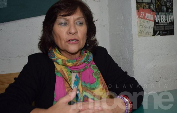 """Cristina Melián: """"Desde el caso Flores hasta acá no ha cambiado nada"""""""