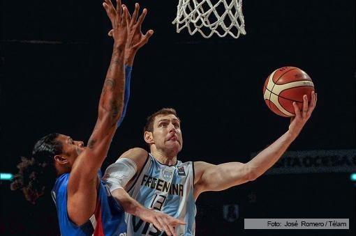 Ante Dominicana, Argentina logró su séptima victoria