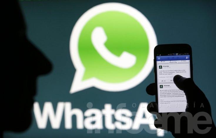 Argentina está entre los países que más usan WhatsApp