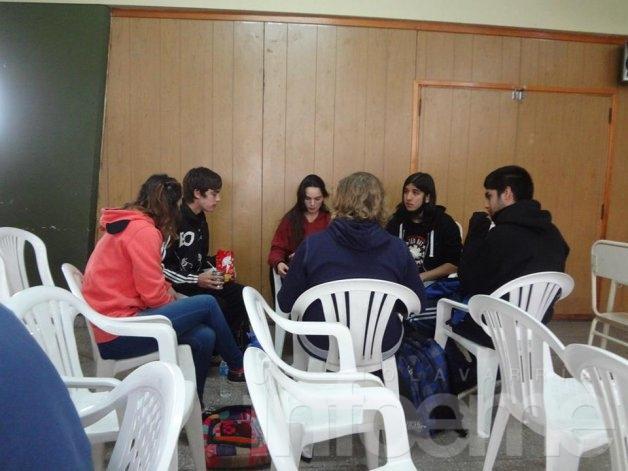 Instancia de Olimpíada de Filosofía en ECEA