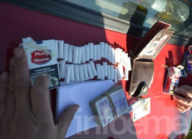 Compraba cocaína en Olavarría y la revendía en Coronel Suárez: fue capturado