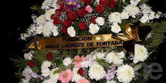 Familiares y amigos despidieron a Inés Lafuente