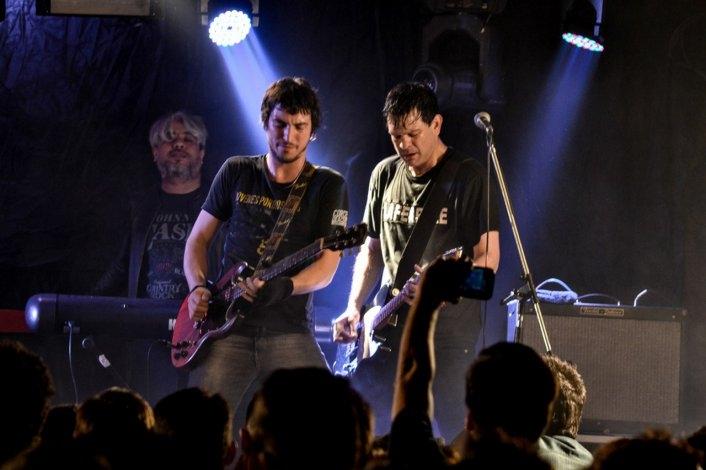 Olavarría a puro rock con Guasones y Jóvenes Pordioseros