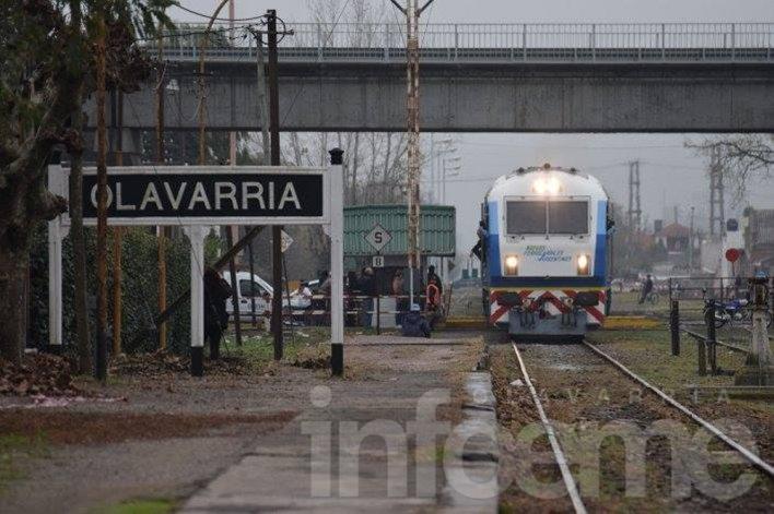 Comenzó la venta anticipada de boletos para el nuevo servicio de trenes a Olavarría