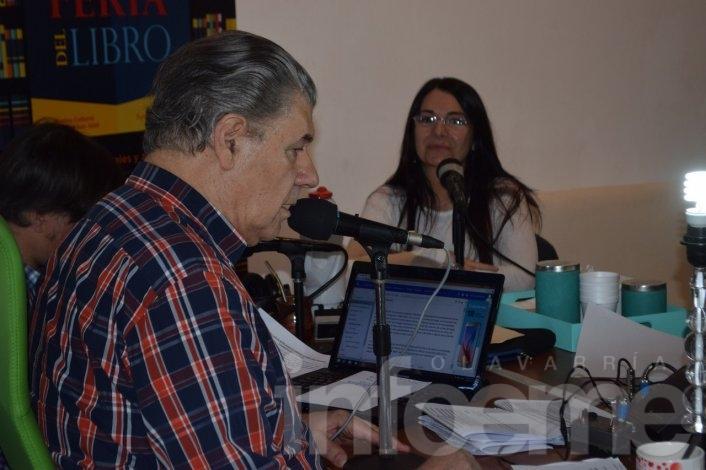 Los políticos desfilaron por el Programa de Víctor Hugo