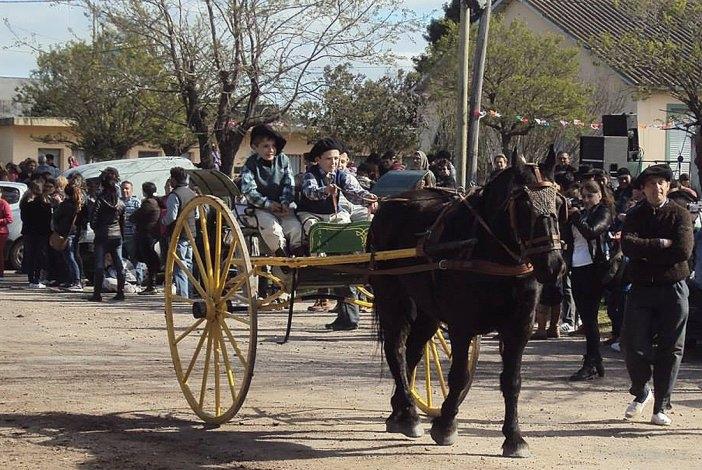 Fiesta del caballo en Santa Luisa