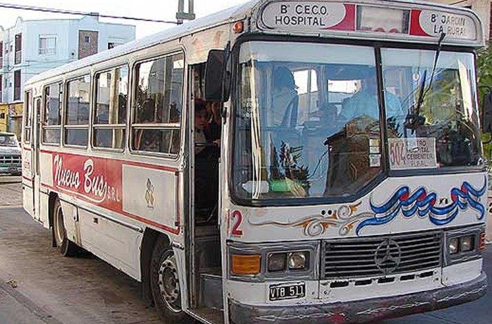 Vecinos presentaron denuncia contra Nuevo Bus por discriminación