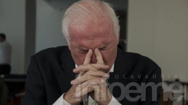 Fernando Niembro renunció a su candidatura