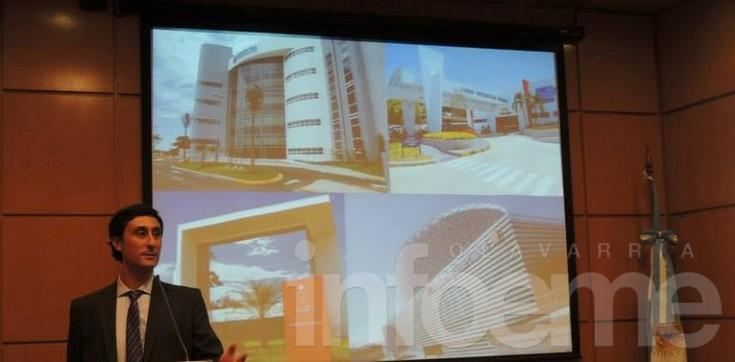 Docente de la FIO participó de debates sobre gestión hospitalaria