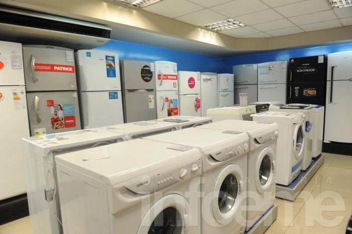 Crecieron 20% las ventas de electrodomésticos en el primer semestre