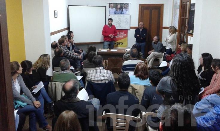 """Ezequiel Galli: """"lo mejor de la municipalidad son los empleados"""""""