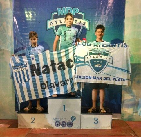 Ferro fue subcampeón en Mar del Plata