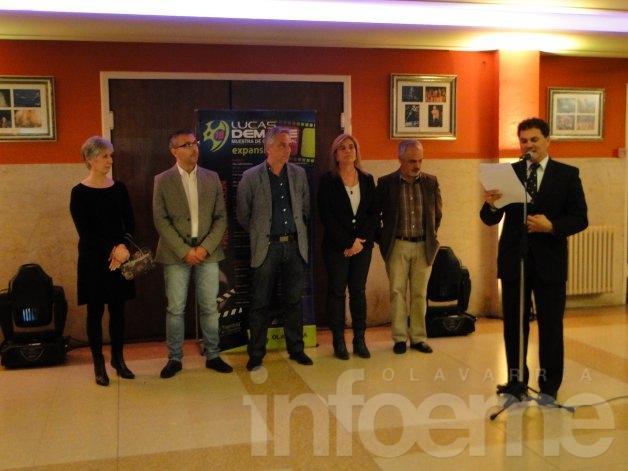 """Quedó oficialmente inaugurada la 18° Muestra de Cine Nacional """"Lucas Demare"""""""