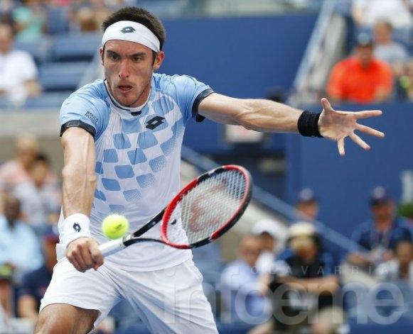 Copa Davis: Leo Mayer igualó la serie ante Bélgica y alimenta el sueño argentino