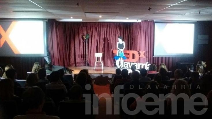 TEDx pasó por primera vez por Olavarría