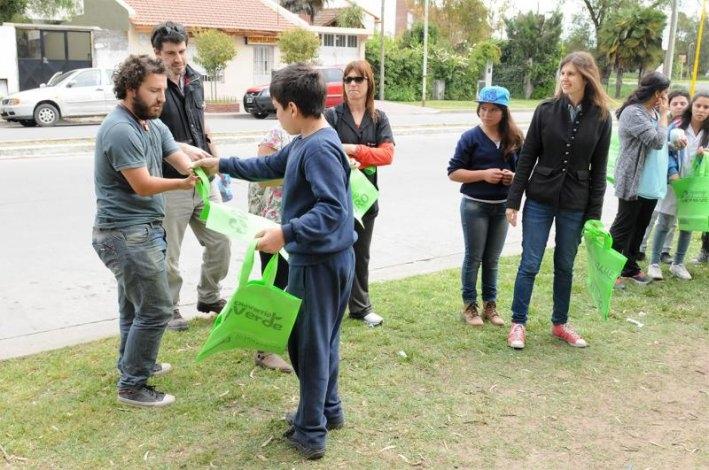 Día de la Conciencia Ambiental en el Parque Cerrito