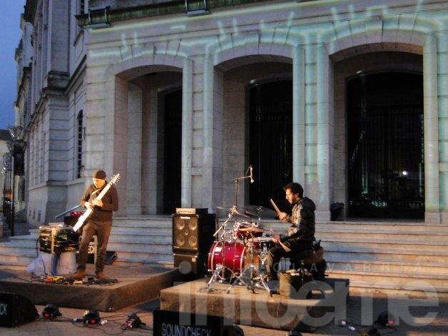 """Show de luces y música en el cierre de la Muestra de Cine Nacional """"Lucas Demare"""""""
