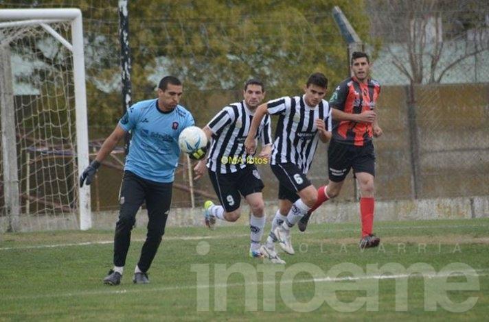 Sarmiento y América jugaron para Ferro