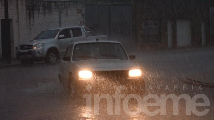 Primavera demorada: lluvia hasta el miércoles