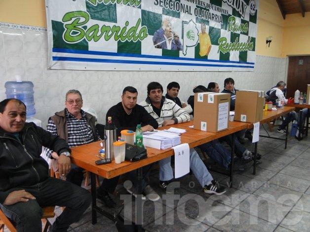 De Creccio se impuso en las elecciones del sindicato de Camioneros