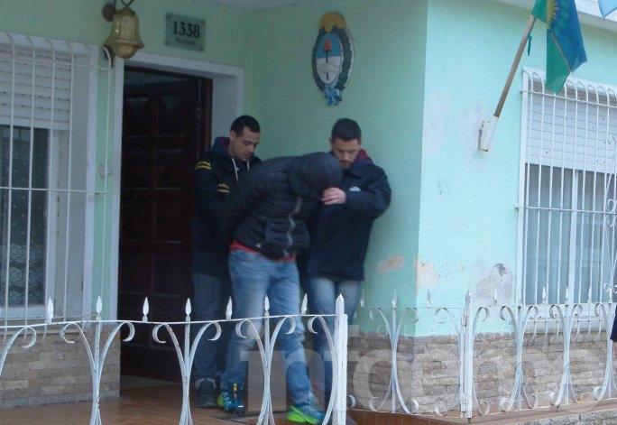Detuvieron a uno de los autores del violento asalto a una pareja de ancianos