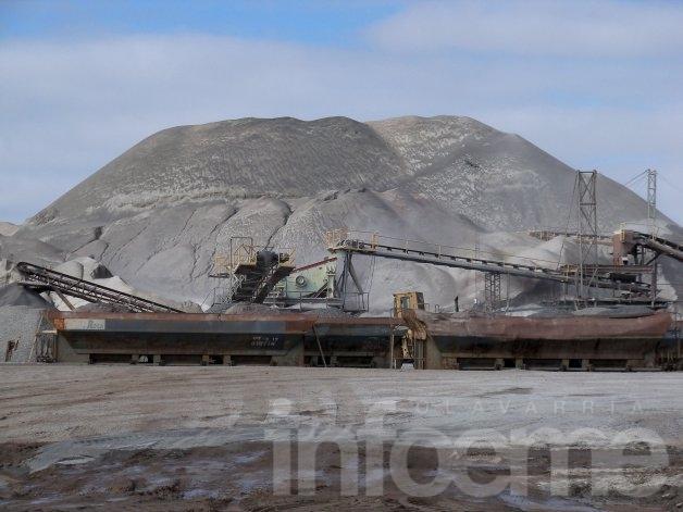 Obrero de una cantera murió en un accidente laboral en Sierras Bayas