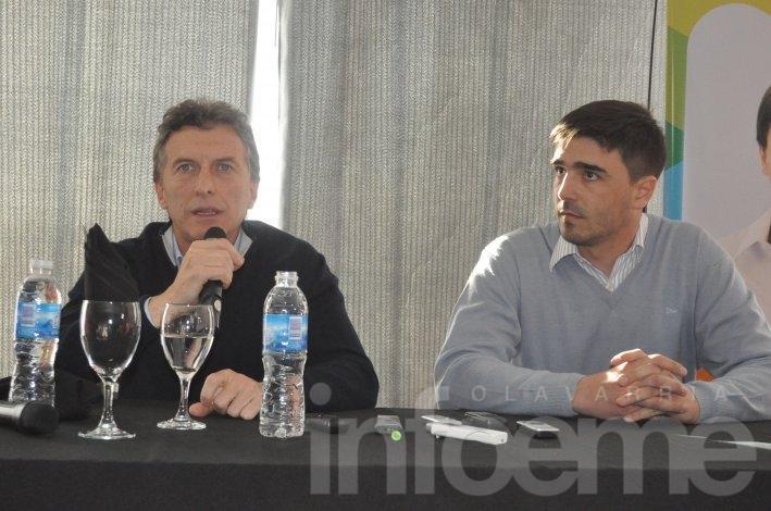 La caravana de Macri y Vidal estará en la Ciudad