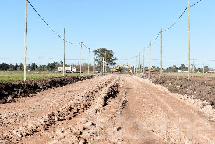 ProCreAr: Avanzan las obras en los terrenos del Pickelado