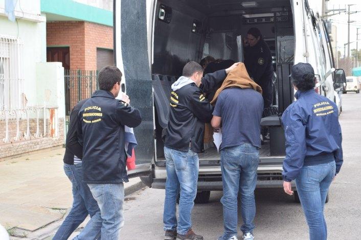 Desbaratan banda que robaba en Olavarría y Tandil: hay 4 detenidos